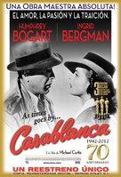 Casablanca - Uruguayan Movie Poster (xs thumbnail)
