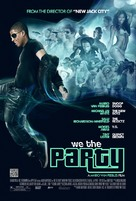 We the Party - Movie Poster (xs thumbnail)