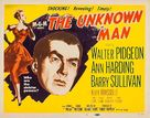 The Unknown Man - Movie Poster (xs thumbnail)
