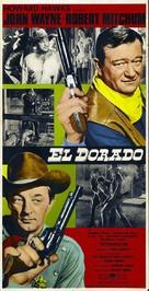 El Dorado - Italian Movie Poster (xs thumbnail)