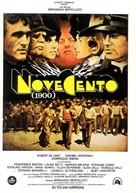 Novecento - Spanish Movie Poster (xs thumbnail)