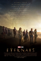 Eternals - Canadian Movie Poster (xs thumbnail)