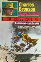 C'era una volta il West - Swedish Movie Poster (xs thumbnail)