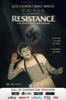 Resistance - Italian Movie Cover (xs thumbnail)