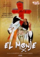 Le moine - Spanish Movie Cover (xs thumbnail)
