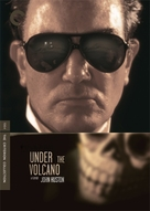 Under the Volcano - DVD cover (xs thumbnail)