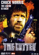 The Cutter - German DVD movie cover (xs thumbnail)