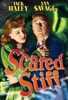 Scared Stiff - DVD cover (xs thumbnail)