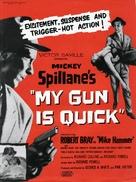 My Gun Is Quick - poster (xs thumbnail)