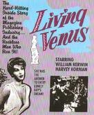 Living Venus - Movie Poster (xs thumbnail)