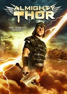Almighty Thor - DVD cover (xs thumbnail)