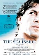 Mar adentro - Singaporean Movie Poster (xs thumbnail)