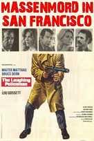 The Laughing Policeman - German Movie Poster (xs thumbnail)
