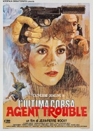 Agent trouble - Italian Movie Poster (xs thumbnail)
