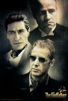 The Godfather Trilogy: 1901-1980 - Movie Poster (xs thumbnail)