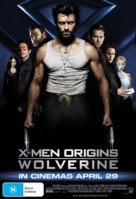 X-Men Origins: Wolverine - Australian Movie Poster (xs thumbnail)