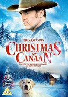 Christmas in Canaan - British DVD movie cover (xs thumbnail)