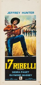 Seven Angry Men - Italian Movie Poster (xs thumbnail)