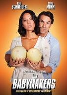 The Babymakers - Canadian DVD cover (xs thumbnail)