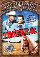Trigger, Jr. - DVD cover (xs thumbnail)
