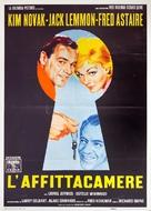 The Notorious Landlady - Italian Movie Poster (xs thumbnail)