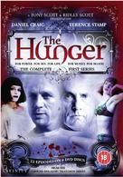 """The Hunger"" - British DVD cover (xs thumbnail)"