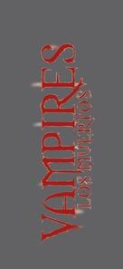 Vampires: Los Muertos - Australian Logo (xs thumbnail)