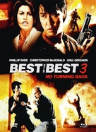 Best of the Best 3: No Turning Back - German Blu-Ray movie cover (xs thumbnail)