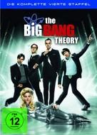 """""""The Big Bang Theory"""" - German DVD movie cover (xs thumbnail)"""