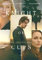 Knight of Cups - Movie Cover (xs thumbnail)