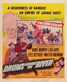 Drums Across the River - Movie Poster (xs thumbnail)