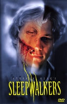 Sleepwalkers - Argentinian Movie Cover (xs thumbnail)