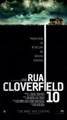 10 Cloverfield Lane - Brazilian Movie Poster (xs thumbnail)