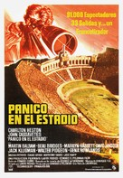 Two-Minute Warning - Spanish Movie Poster (xs thumbnail)