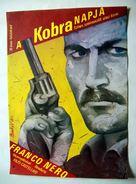 Il giorno del Cobra - Hungarian Movie Poster (xs thumbnail)