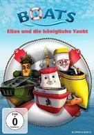 Elias og kongeskipet - German DVD movie cover (xs thumbnail)
