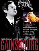 Gainsbourg (Vie héroïque) - Swiss Movie Poster (xs thumbnail)