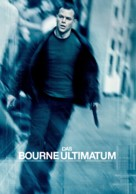 The Bourne Ultimatum - German Movie Poster (xs thumbnail)
