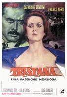 Tristana - Italian Movie Poster (xs thumbnail)