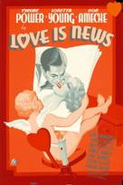Love Is News - Movie Poster (xs thumbnail)