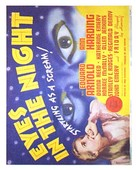 Eyes in the Night - Movie Poster (xs thumbnail)