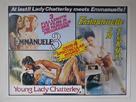 Le journal érotique d'une Thailandaise - British Combo poster (xs thumbnail)