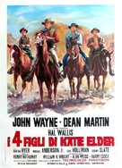 The Sons of Katie Elder - Italian Movie Poster (xs thumbnail)