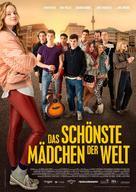Das schönste Mädchen der Welt - German Movie Poster (xs thumbnail)