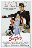 Scarface - Australian Movie Poster (xs thumbnail)