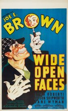 Wide Open Faces - Canadian Movie Poster (xs thumbnail)