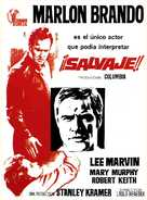 The Wild One - Spanish Movie Poster (xs thumbnail)