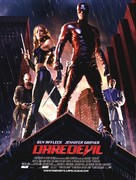 Daredevil - Spanish Movie Poster (xs thumbnail)