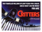 Critters - British Movie Poster (xs thumbnail)