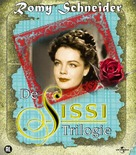 Sissi - Dutch Blu-Ray cover (xs thumbnail)